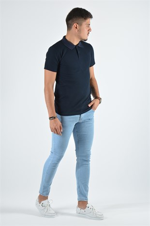 TERAPİ MEN POLO YAKA T-SHIRT
